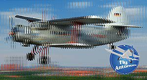 Lentikulardruck Linsenrasterdruck finaler Datensatz