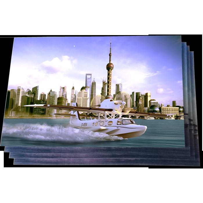 Visitenkarten B85 x H55mm